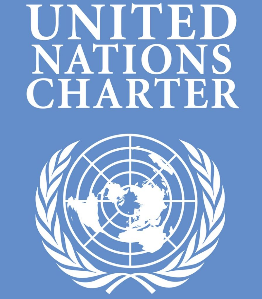 "article 42 of the un charter In the entire debate now taking place on whether the united nations security council or general assembly has the right to approve the application of the ""palestinian authority"" to be recognized as a new member state of the un, almost no mention is made of the legal fact that the un itself is barred by its own charter from acting upon or."